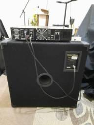 caixa Hartke vx410