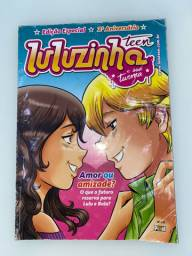 Gibi: Luluzinha e sua turma Amor ou amizade?