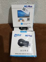 Anycast M2 Plus Transforme sua TV em SMART