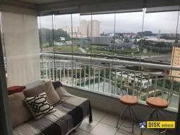 Apartamento com 3 dormitórios à venda, 107 m² por R$ 600.000,00 - Vila Lusitânia - São Ber