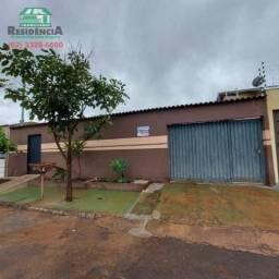 Casa com 3 dormitórios para alugar, 98 m² por R$ 950/mês - Residencial Vale Do Sol - Anápo