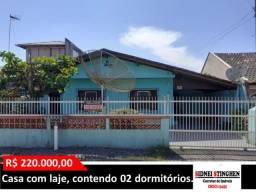 Casa no Centro de Balneario Barra do Sul, proxima ao mercado Janaina