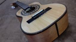 Cavaquinho Cedro Maciço Lucenir Luthier 2020
