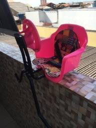 Cadeira de bicicleta