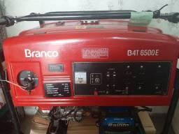 Gerador de energia Branco T4B 6500e