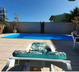 Maravilhosa casa de praia com piscina