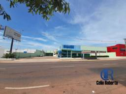 Título do anúncio: Barracão para aluguel, 7500m de terreno, 2500m de área construída, Rondonópolis-MT