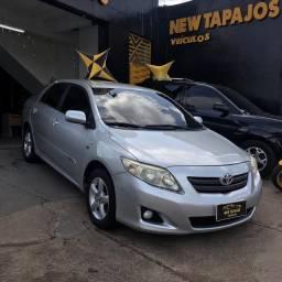 COROLA XEI MEC 2011 ( carro novo )