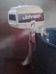 Motor popa jhonson 3.3 hp