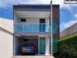 Casa Duplex com 4 quartos - Jardim Tavares/Alto Branco
