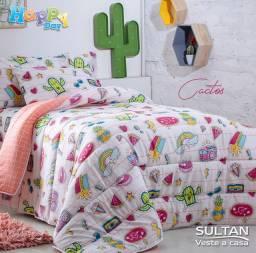 Cobre-leito infantil Solteiro