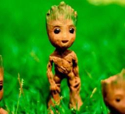 Bonecos Baby Groot Novos