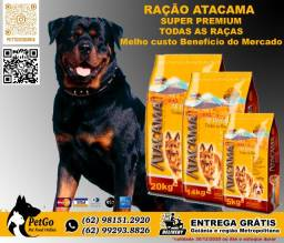 Ração Super Premium Atacama Todas as Raças. Filhote e Adultos