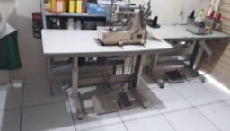 Maquinas de costura.