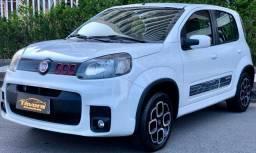 Fiat uno sporting automatico 2016 1.4 completíssimo! Top Extra!!!