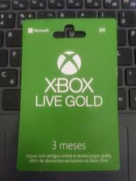 X box live gold.