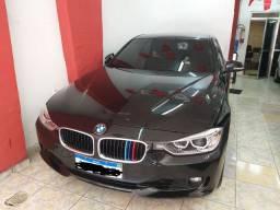 BMW 320 ACTIVE FLEX NOVA TROCO E FINANCIO ACEITO CARRO OU MOTO MAIOR OU MENOR VALOR