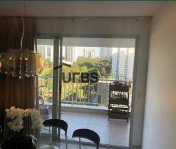 Edifício Flampark Apart 3 qts, 3 suítes à venda - Jardim Goiás