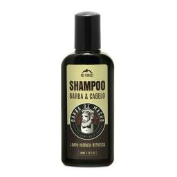 Shampoo para Barba e Cabelo - Ice Forest 140ml.