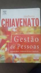 Livro Gestão de Pessoas, Idalberto Chiavenato
