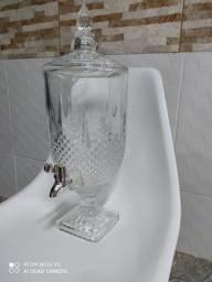 Suqueira de vidro de 5 litros
