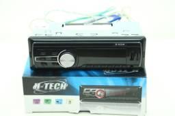 Som Auto Radio Automotivo H-tech Hmp-6010