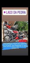Motos disponivel, novas e usadas
