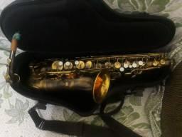Saxofone Alto Weril Master Evelhecido
