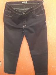 Calças jeans de serviço por 35 reais