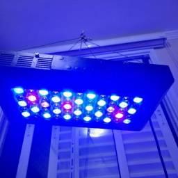 Luminária LED 165W + Suporte