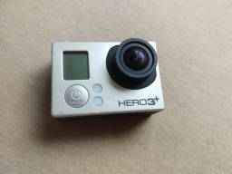 Camera Filmadora GoPro Hero3+ Black confira