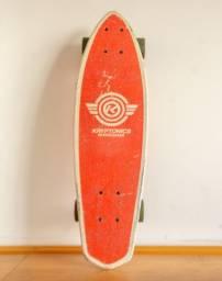 Skate Kryptonics Cruiser Wing Red 26? (Zerado!)