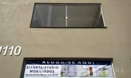 Kitnets mobiliadas Vila Prudente