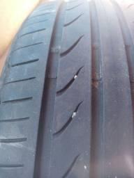 2 pneus aro 17 por apenas R$ 300,00 reais