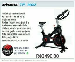 Bicicleta de Spinning O'Neal nova com garantia