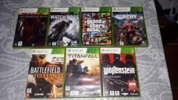 Vendo jogos de Xbox One , 360 e Kinect ? Aceito Cartão
