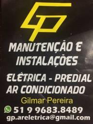 Instalação de ar condicionado e refrigeração e manutenção em geral