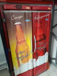 OPORTUNIDADE! Cervejeira/Visa Cooler de mostruário