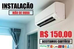 Ar condicionado (Instalação)