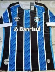 Camisa Grêmio G modelo novo