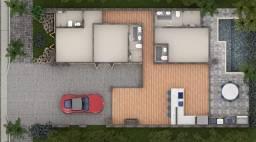 Construa sua casa de alto padrão no Las Acácias a partir de R$450.000,00