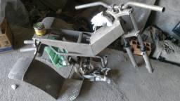 Triciclo panda 49 cc dois tempos
