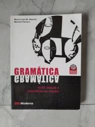 Livro de Gramática (Análise e construção de sentido)
