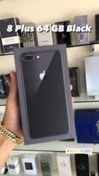 IPhone 8 Plus 64 GB Preto Aceito Troca