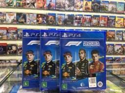Lançamento Fórmula 1 2021 PS4 , PS5 , XB1 séries