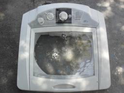 Tampa de maquina lavar GE em bom estado