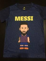 Camiseta Infantil Messi