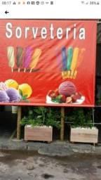 Vende-se uma sorveteria em Pleno funcionamento