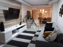 Apartamento com 3 dormitórios à venda, 160 m² por R$ 900.000,00 - Praia Campista - Macaé/R