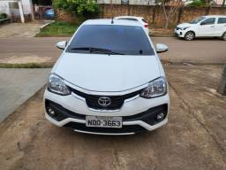 Título do anúncio: Toyota Etios Platinum 2018